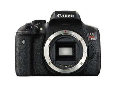 Canon EOS 750D Digital SLR Body Only