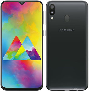 Samsung Galaxy M20 Dual Sim (4G  4GB RAM  64GB ROM  Black)