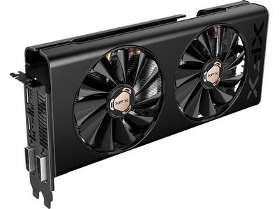 XFX Radeon RX 580 DirectX 12 RX-580P8RFD6 8GB 256-Bit GDDR5 PCI Express 3.0 x16 CrossFireX Support Video Card (3 Months Local Warranty)