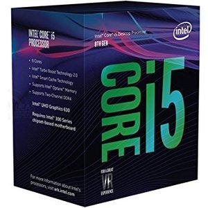 Intel® Core™ i5-8400 Processor (Intel Warranty)