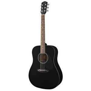 FENDER CD-60 DREADNOUGHT ACOUSTIC GUITAR- BLACK COLOR