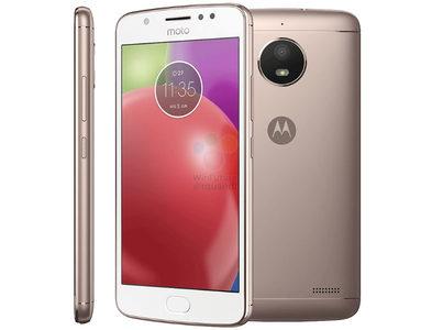 Motorola Moto E4 XT1762 Dual Sim (4G  2GB RAM  16GB ROM  Blush Gold) Official Warranty