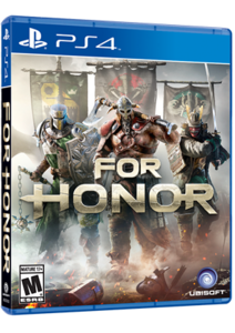 For Honor - PS4 (Region 2)