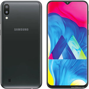 Samsung Galaxy M10 Dual Sim (4G  3GB RAM  32GB ROM  Black)