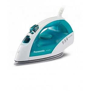 Panasonic NI-E410T - Steam Iron - White & Blue