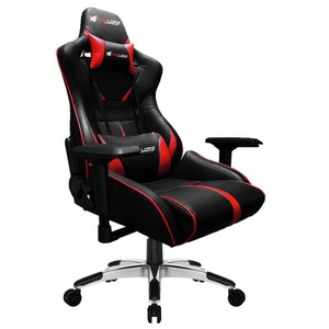 Warlord Gaming Chair - Templar - Red