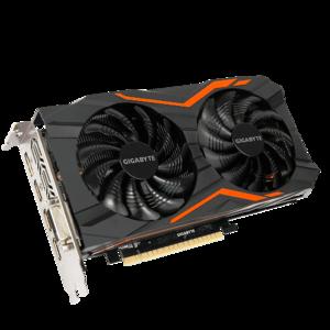 GigaByte GeForce GTX 1050 Ti G1 Gaming 4G GV-N105TG1 GAMING-4GD