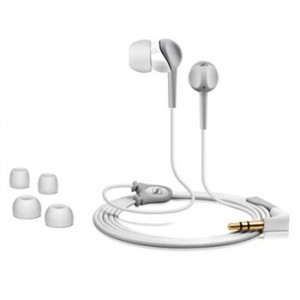 Sennheiser Dynamic Ear-Canal Earphones CX 200 STREET II White
