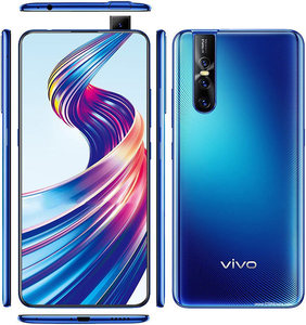 Vivo V15 Pro Dual Sim (4G  6GB RAM  128GB ROM  Blue) 1 Year official Warranty