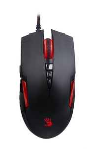 A4Tech V2M Bloody Gaming Mouse Multicore Metal Feet