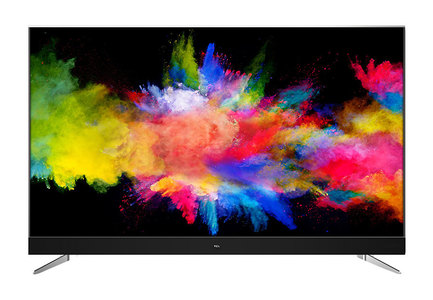 TCL 65 65C2US 4K QUHD ANDROID SMART LED TV (2 Year Official Warranty)