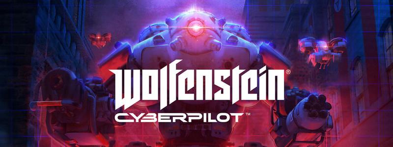 Wolfenstein Cyberpilot VR Game l PS4 PlayStation
