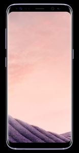 Samsung Galaxy S8 (4G  64GB  Orchid Gray) With 1 Year Warranty