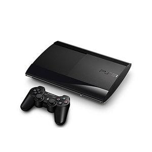 Sony PlayStation 3 Ultra Slim - 12GB - Black