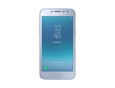 Samsung Galaxy Grand Prime Pro Dual Sim (4G  16GB  Blue/Silver)