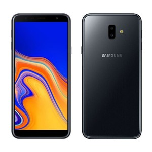 Samsung Galaxy J6+ J610 Dual Sim (4G  3GB RAM  32GB ROM  Black)