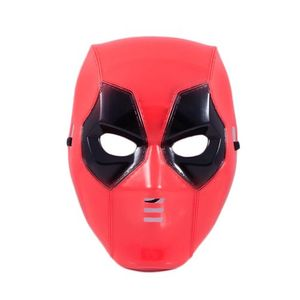 3D Plastic Mask For Kids High Quality - Deadpool
