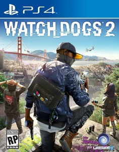 Watch Dogs 2 - l Playstation 4 Game (Region 2)