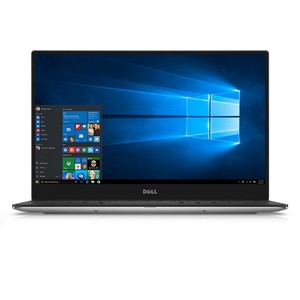 Dell XPS 9350 (Touch) Core i7 6500U - 8GB RAM - 256GB SSD - Win 10 - 13.3 QHD LED - Intel HD Graphics - Backlit Keyboard - International Warranty