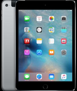 Apple iPad Mini 4 (128GB  Wifi  Space Gray)