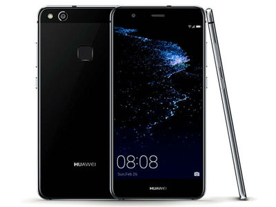 Huawei P10 Lite Dual Sim (4G  32GB  Midnight Black) With Official Warranty