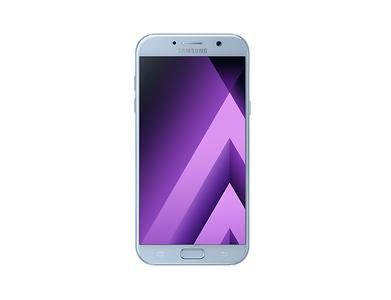 Samsung Galaxy A5 (2017) A520 Dual Sim (4G  32GB  Blue Mist) With Official Warranty