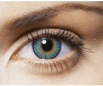 FreshLook Colorblend Turquoise (-5.5) Single Contact Lens