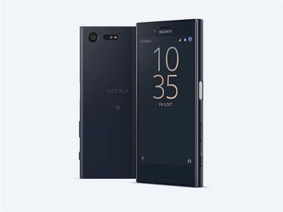 Sony Xperia X Compact Docomo (4G  3GB RAM  32GB  Universe Black) American Used Stock