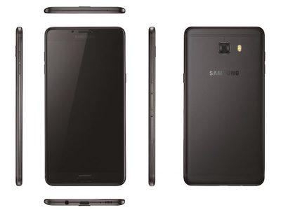 Samsung Galaxy C5 Pro C5010 (4G  64GB  Black) Taiwan