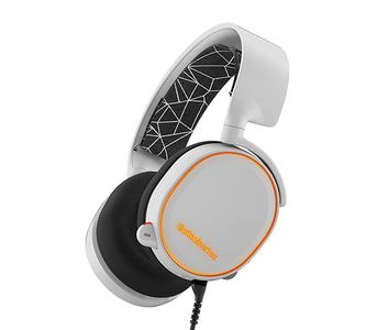 Steelseries Arctis 5 7.1 Surround RGB Gaming Headset - White