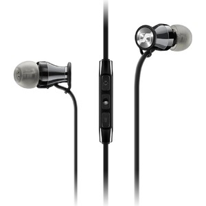 Sennheiser Ear Canal Earphones Momentum M2 IEG Black/ Chrome