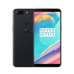 Oneplus 5T (4G  8GB RAM  128GB ROM  Midnight Black) With 1 Year Official Warranty