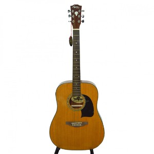 Lyon Washburn Jumbo Size Acoustic Guitars With Built-in Tuner