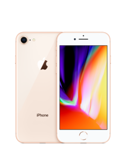 Apple iPhone 8 (4G  64GB  Gold)Without Facetime With 1 Year Official Warranty