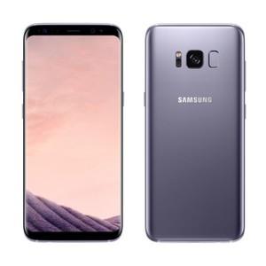 Samsung Galaxy S8 G950FD Dual Sim (4G  64GB  Orchid Gray) Official Warranty