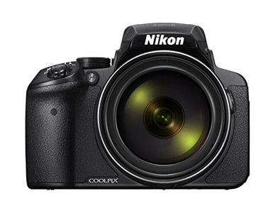 Nikon COOLPIX P900 Digital Camera with 83x Optical Zoom (Official Warranty)