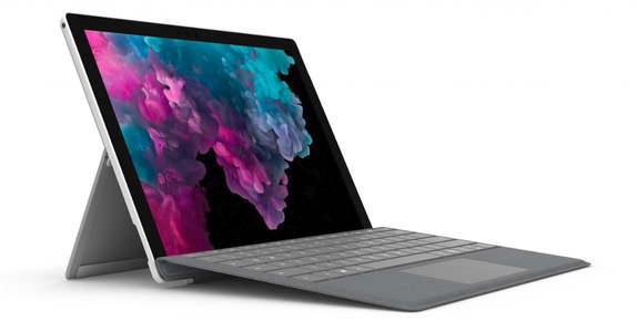 Microsoft Surface Pro 6 Core i5 8GB RAM 128GB SSD With Signature Keyboard
