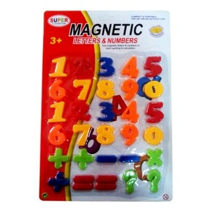 Planet X Large Number Magnets PX-9214