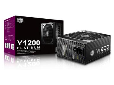 CoolerMaster V1200 80 Plus Platinum Power Supply