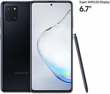 Samsung Galaxy Note 10 Lite (4G  8GB  128GB Aura Black) - Non PTA