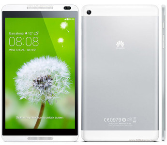 Huawei MediaPad M1 Docomo D-01G 8.0 (3G  1GB RA  16GB ROM  White)