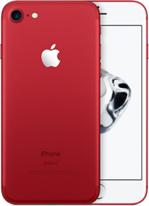 Apple iPhone 7 (4G  256GB  RED)