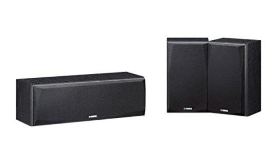 Yamaha NS-P51 Center Surround Speaker Package