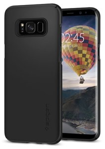 Spigen Galaxy S8+ Case Thin Fit Black (SF coated)