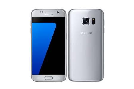Samsung Galaxy S7 G930W8 (4G  32GB  Silver Titanium) American Used
