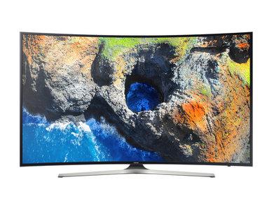 White Friday Deal Samsung 55 55MU7350 CURVED 4K SMART LED TV