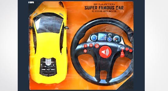 Planet X Super Famous Rc Car PO-9034