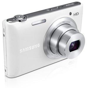 Samsung ST150F 16.2MP Smart WiFi Digital Camera (White)