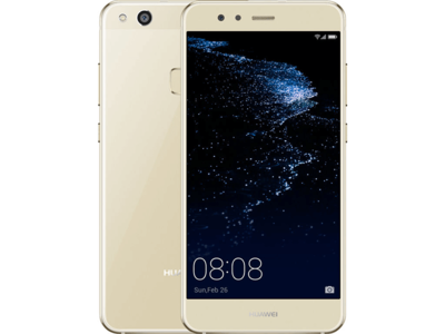 Huawei P10 Lite Dual Sim (4G  32GB  Platinum Gold) With Official Warranty
