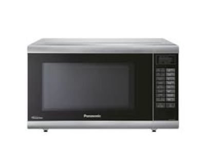 Panasonic NN-ST651 WPTE 32 L Invertor Solo Microwave Oven (1 Year Official Warranty)